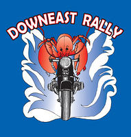 2010 DownEast Rally T-Shirt Front